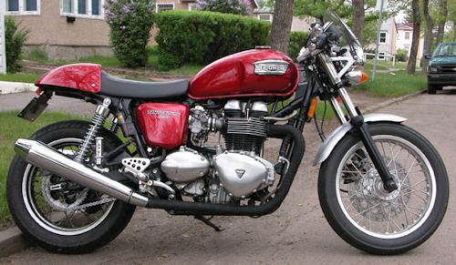 Header Exhaust Wrap For The Triumph Bonneville T100 Se Black