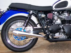 Airbox Removal Kit For The New Triumph Bonneville